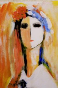 Картина, акрил, грунтованный оргалит на деревянном подрамнике, авторская работа, живопись, импрессионизм, абстрактный стиль, впечатление
